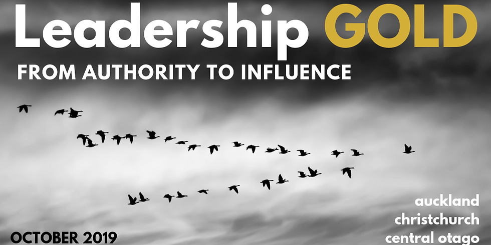 Leadership Gold: Auckland
