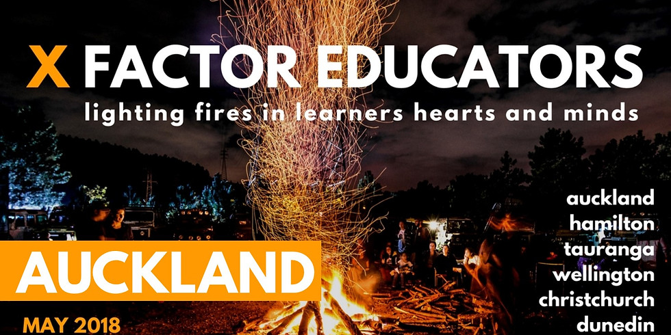 X-FACTOR EDUCATORS: AUCKLAND