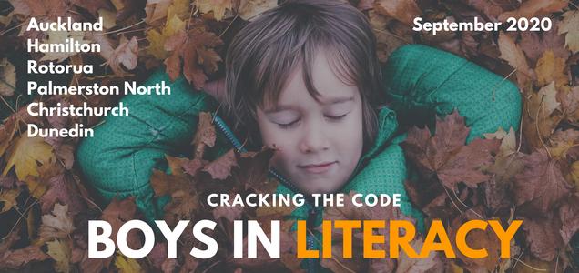 Boys in Literacy Seminar