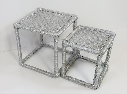 Cube Stool ( set of 2)
