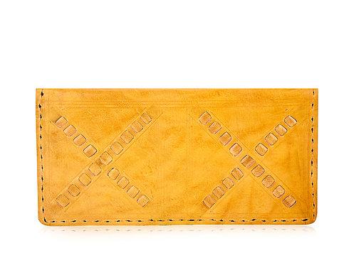 Single Fold Leather Wallet