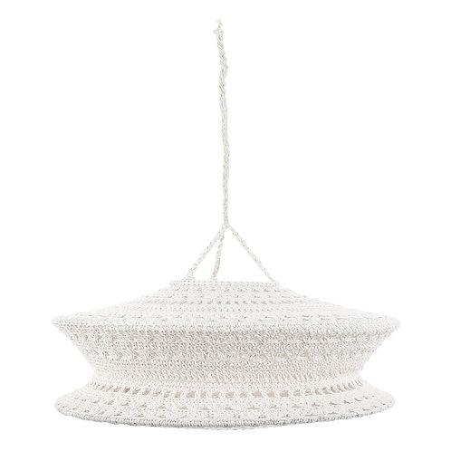 Crystal Cotton Lamp Shade