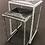 Thumbnail: Iron Tall Cube Table Set of 2