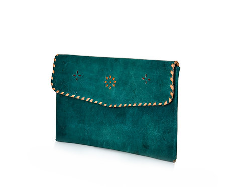 Punch Leather Cash Wallet