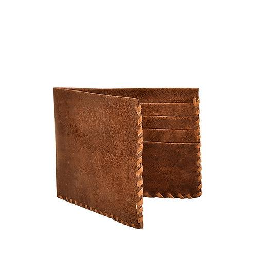 Plain Leather Men's Wallet