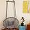 Thumbnail: Iron Swing Chair