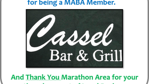 MABA Featured Member of the Week: Cassel Bar & Grill