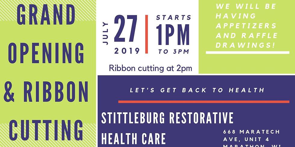 Stittleburg Restorative Health Care - Ribbon Cutting (1)