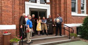 Ribbon Cutting - St Anthony Spirituality Center - 08.18.19