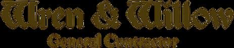 Wren & Willow Logo