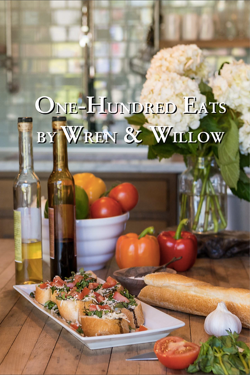 100 Eats by Wren & Willow
