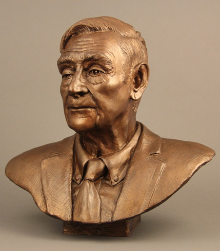E.O. Wilson Portrait
