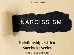 Relationships with a Narcissist: Are You Being Love Bombed?