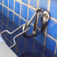 Safety Hook Kit Pool Cover