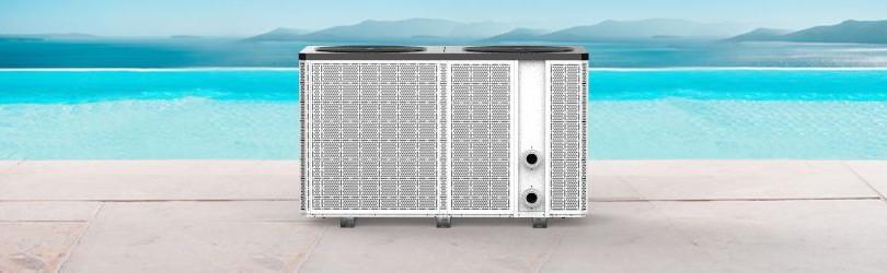 Heat Pump Pool Heating. Contemporary