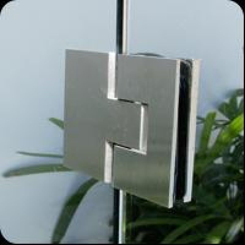 Hydraulic Stainless Steel Hinges