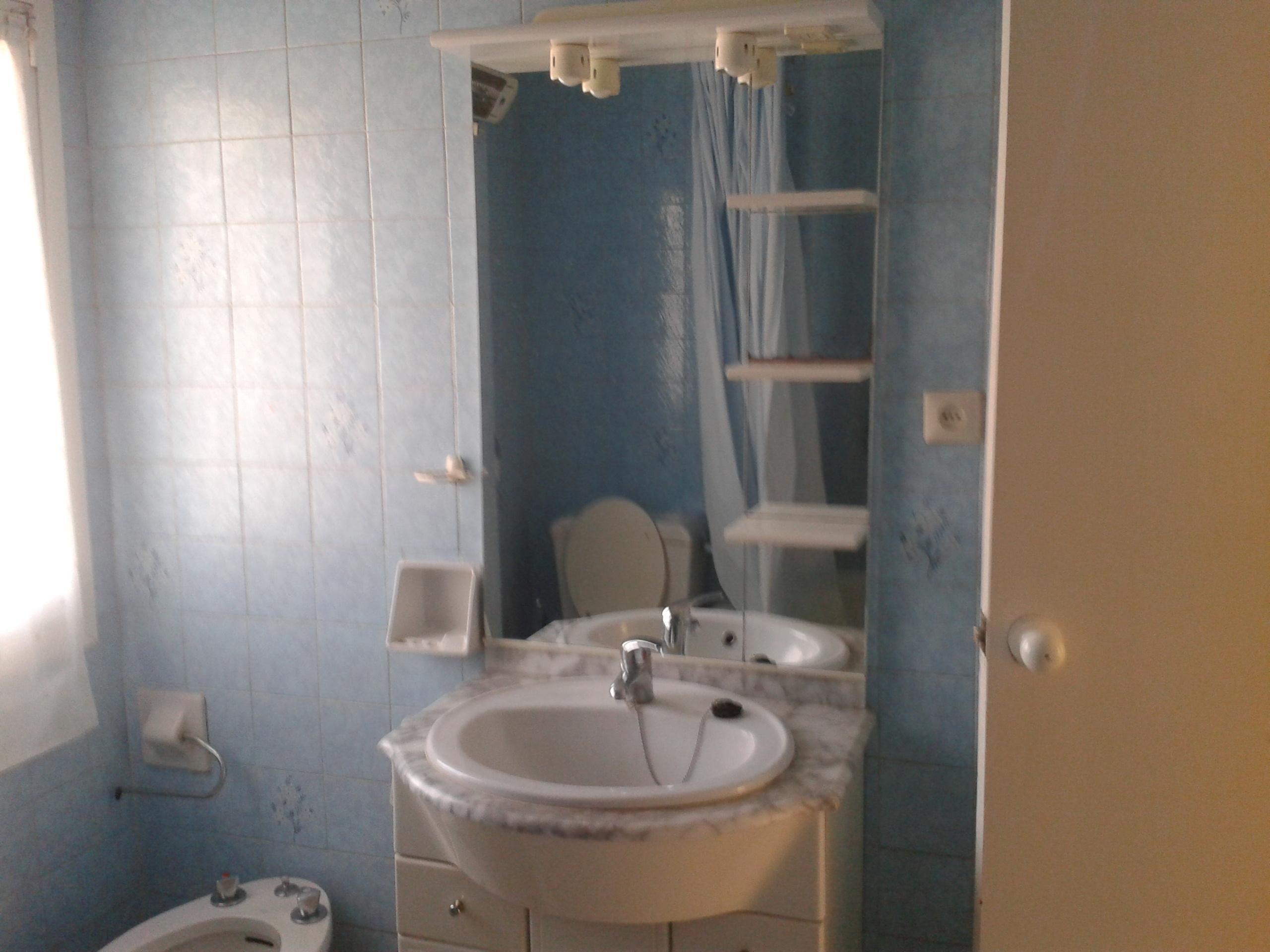 Bathroom before....
