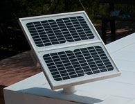 Solar Panel Option