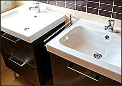 Bathroom after reform..