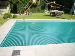 Under Water Automatic Pool Cover