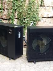 Dual Installation, Pool Heating