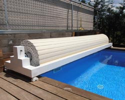 Above Ground Automatic Pool Cover