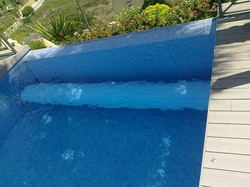 Submerged Automatic Pool Cover