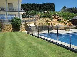buy pool fencing