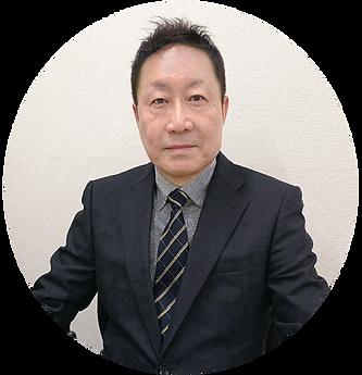 代表取締役 池田社長 顔写真