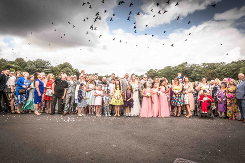 Jenni and Andrew Real Wedding 24-08-2018