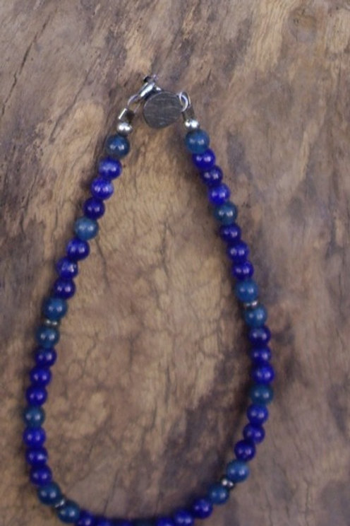 Lapis-lazuli – Apatite – P4