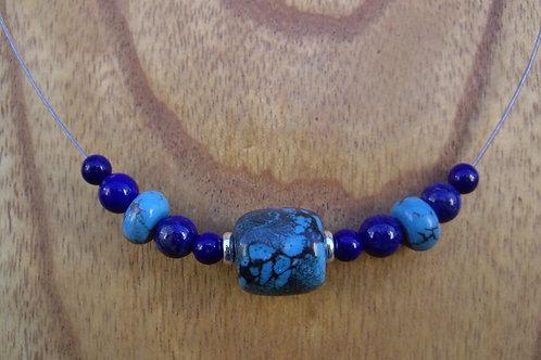 Turquoise Tibet – Lapis-lazuli - DM
