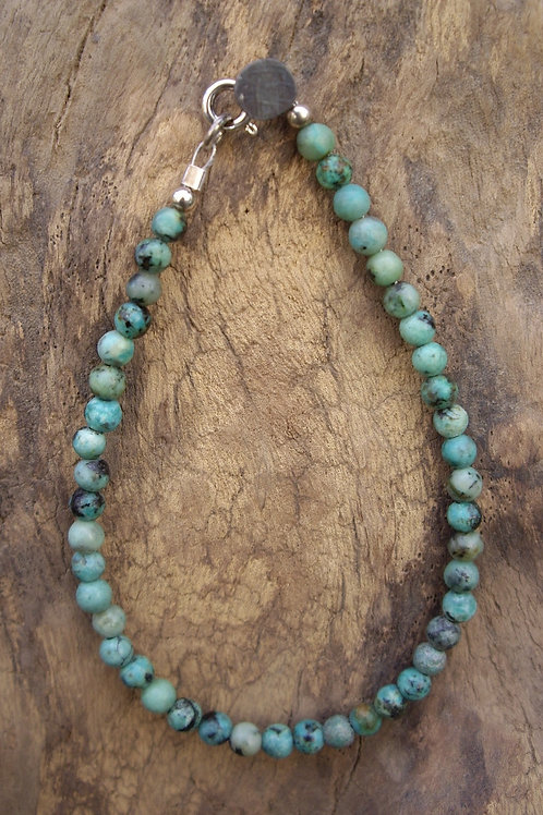 Turquoise africaine – P4