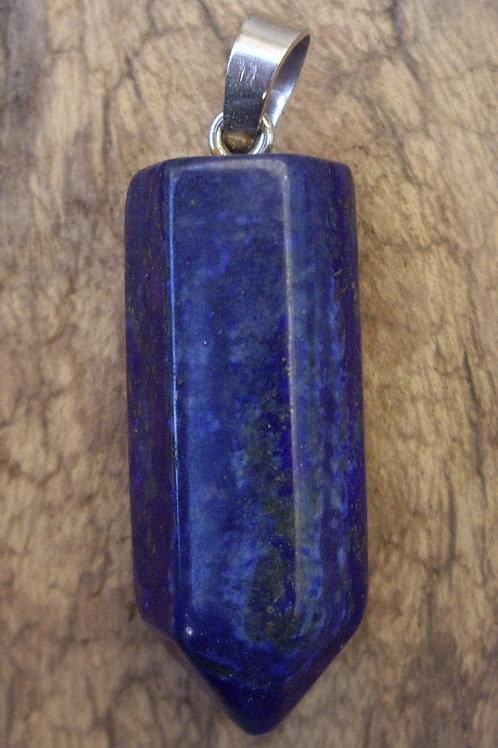 Lapis-lazuli pointe