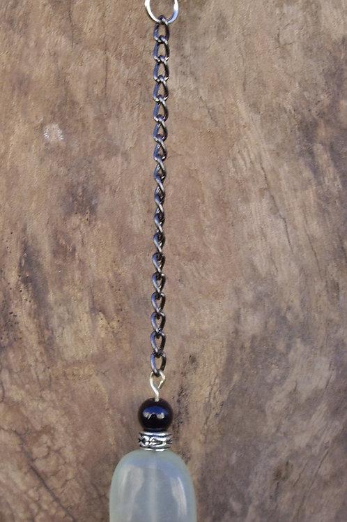 Porte-clés Jade – Tourmaline noire