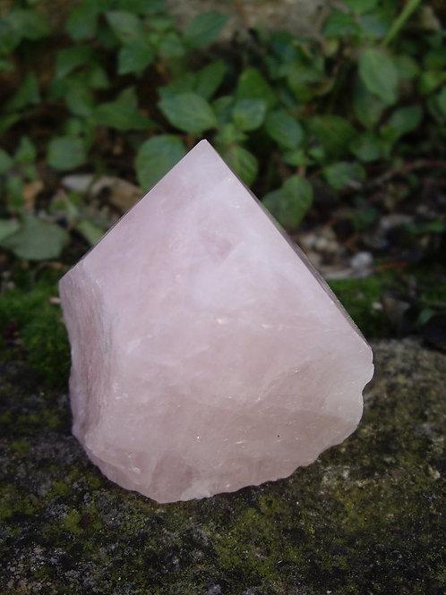 Quartz rose pointe 145 g