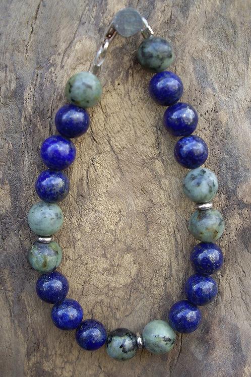 Lapis-lazuli – Turquoise africaine – P8