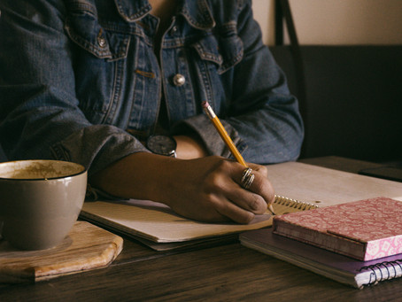 How to make time, space, and energy for writing (even if you're parenting in a pandemic).