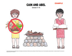 Cain and Abel Timeline Page