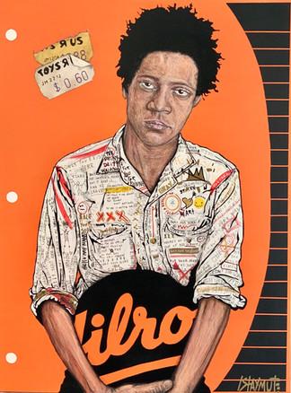 Basquiat The World Hilroy