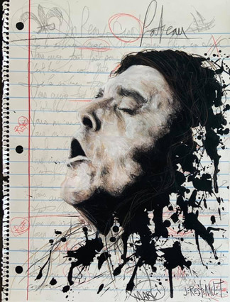 Cahier De Note: Gerry Boulet (Un Beau Grand Bateau)