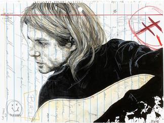 Notebook: Kurt (All Apologies)