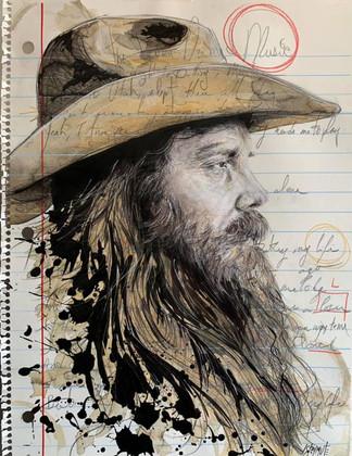 Notebook_ Chris Stapleton (the Devil Name Music)
