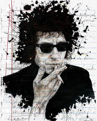 notebook: Bob Dylan