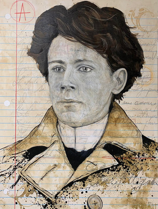 Cahier De Note: Nelligan (Un Poete)