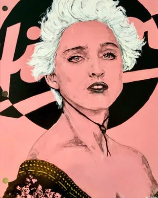 Hilroy: Madonna (La Isla Bonita)