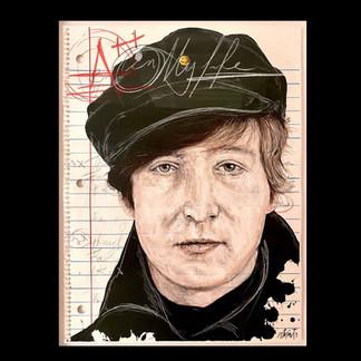 Notebook: John (In My Life)