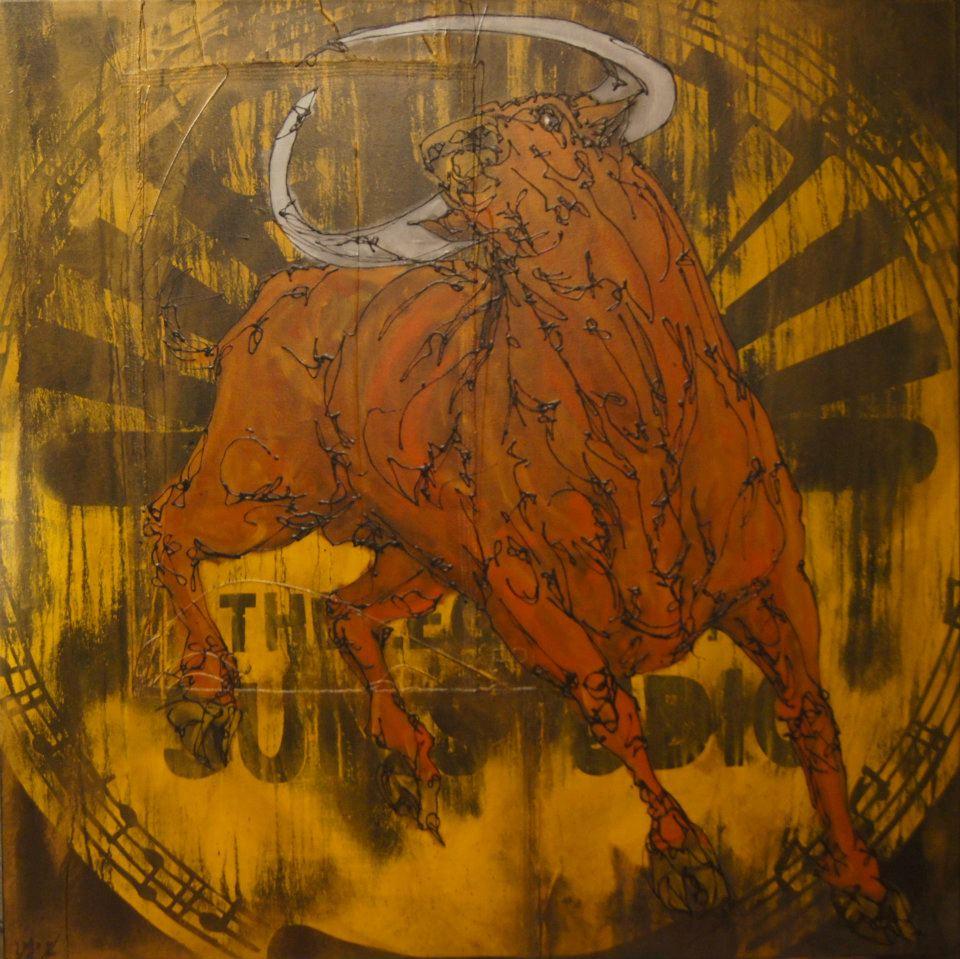 A bull name sue # 2
