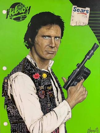 Cahier Hilroy: Han Solo