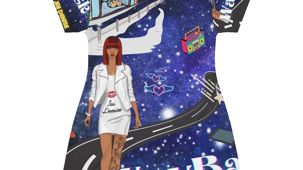 Wayback Álbum T-Shirt Dress